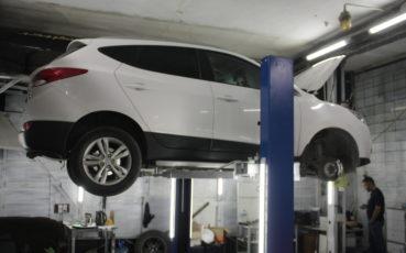Ремонт и замена двухмассового маховика на автомобиле Hyundai ix35